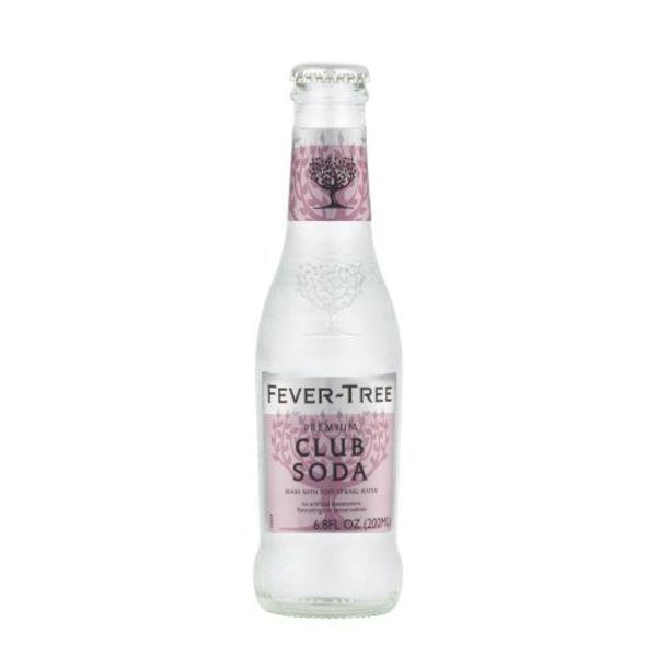Fever Tree Fever Tree Club Soda (200ML)