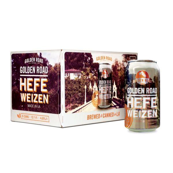 Golden Road Golden Road Hefeweizen (12OZ/6PK CANS)