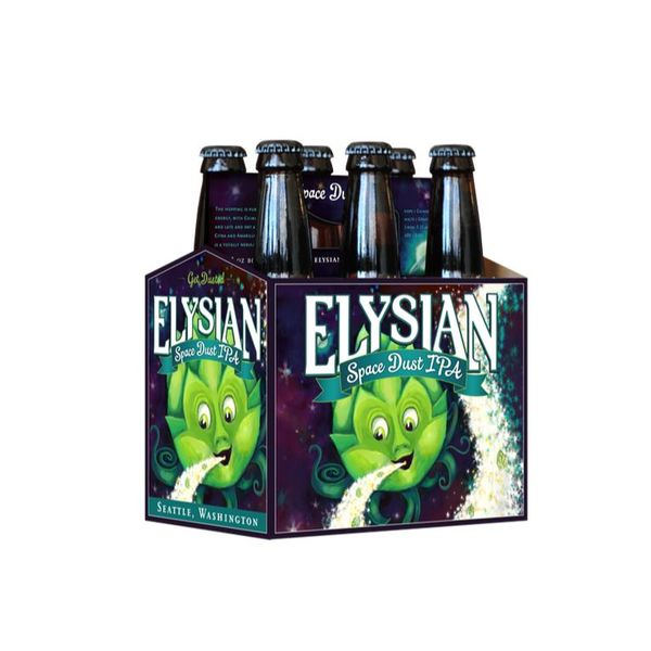 Elysian Space Dust IPA (12OZ/6PK BTL)