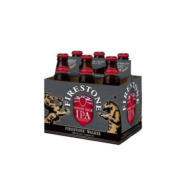Firestone Walker Firestone Union Jack IPA (12OZ/6PK BTL)