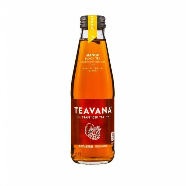 Teavana Craft Iced Tea Mango Black Tea (14.5OZ BTL)
