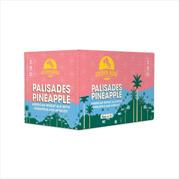 Golden Road Golden Road Palisades Pineapple (12OZ/6PK CAN)