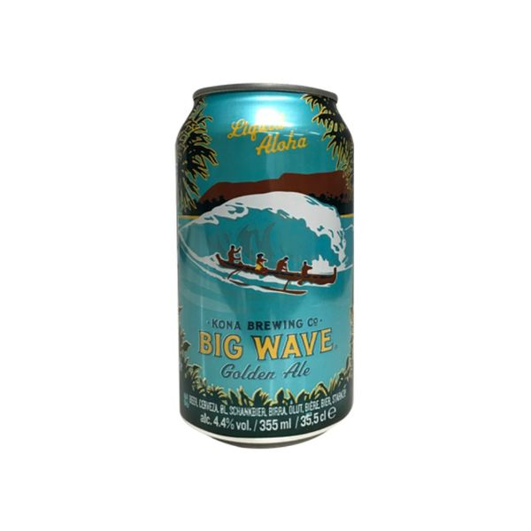 Kona Brewing Kona Big Wave Golden Ale (16OZ CAN)