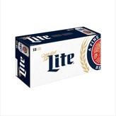 Miller Miller Lite (12OZ/18 PK CAN)