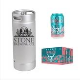 Stone Brewing Co. Stone I'm Peach Double IPA (5.5 GAL KEG)