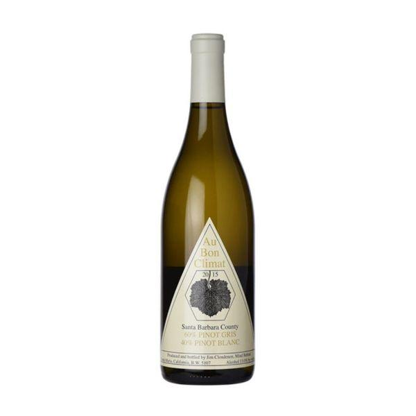 Au Bon Climat 2016 Santa Barbara Pinot Gris and Pinot Blanc (750ML)