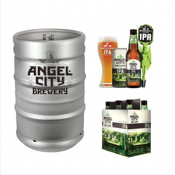 Angel City Angel City IPA (15.5 GAL KEG)