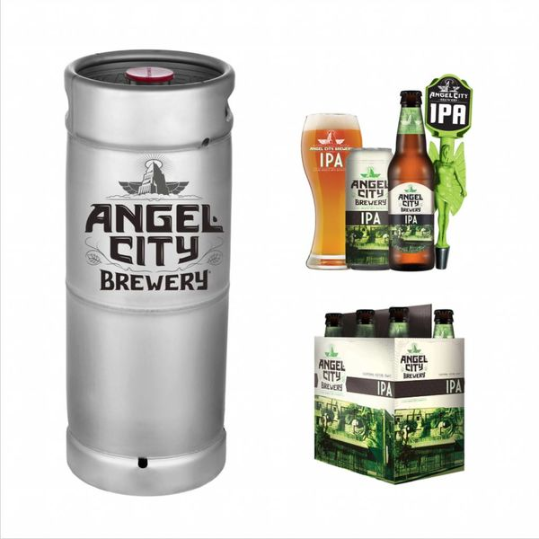 Angel City Angel City IPA (5.5 GAL KEG)