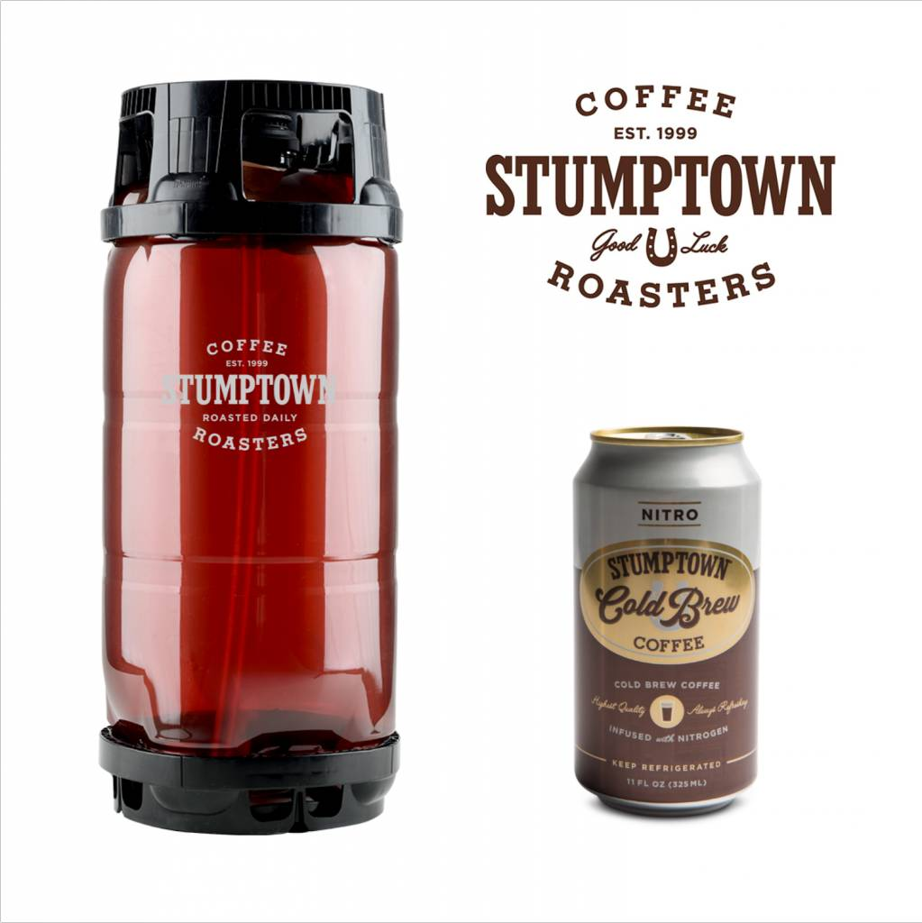 Shop Stumptown Coffee Kegs For Home Office Or Business