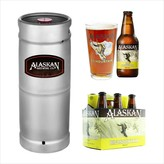 Alaskan Brewing Alaskan Big Mountain Pale Ale (5.5 GAL KEG)