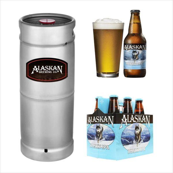 Alaskan Brewing Alaskan Husky IPA (5.5 GAL KEG)