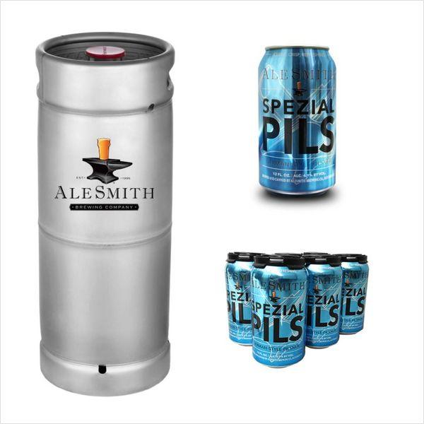 AleSmith AleSmith Spezial Pils (5.5 GAL KEG)