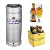 Allagash Allagash White Ale (5.5 GAL KEG)