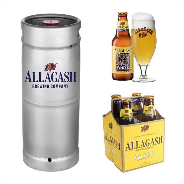 Allagash Allagash White Ale (5.5gal Keg)