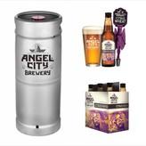 Angel City Angel City Citrus Wheat Ale (5.5 GAL KEG)
