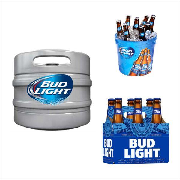 Anheuser-Busch Bud Light (7.5gal Keg)