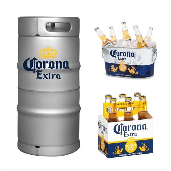 Corona Corona Extra (7.5 GAL KEG)