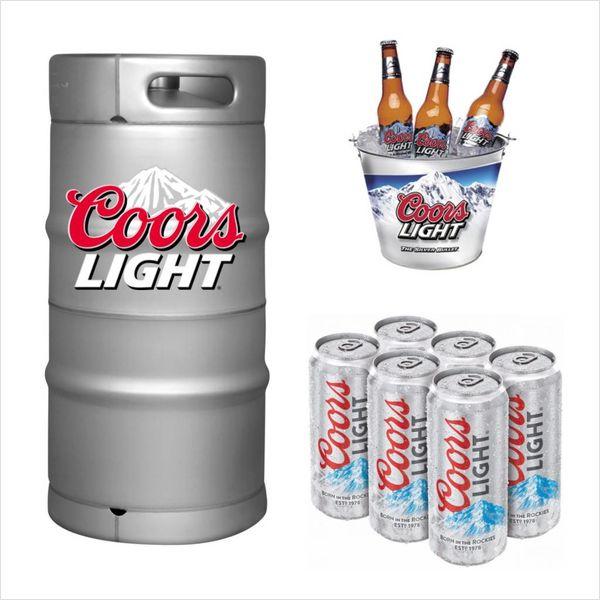Coors Coors Light (7.5gal Keg)
