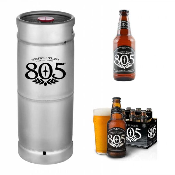 Firestone Walker Firestone 805 (5.5 GAL KEG)