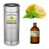Brew Dr. Kombucha Brew Dr. Kombucha Mint Lemonade (5.5 GAL KEG)