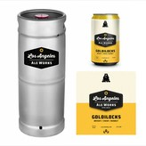 Los Angeles Ale Works Goldilocks Kölsch (5.5 GAL KEG)