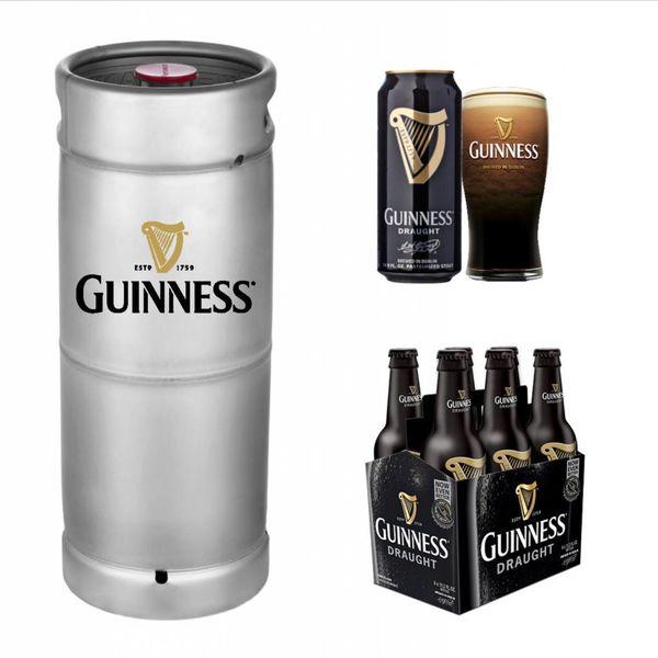 Guinness Guinness Draught (5.5 GAL KEG)