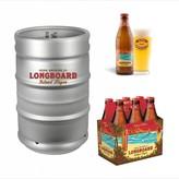 Kona Brewing Kona Longboard Island Lager (15.5 GAL KEG)