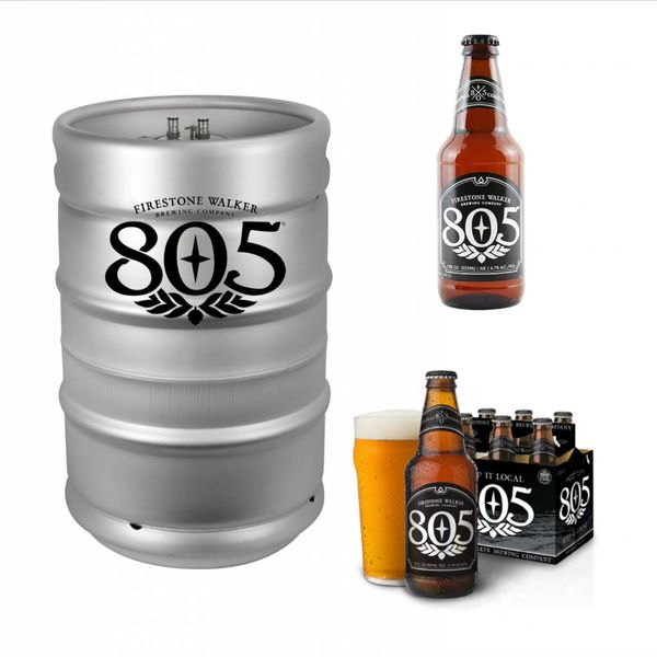 Firestone Walker Firestone 805 (13.2 GAL KEG)
