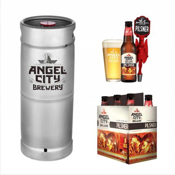 Angel City Angel City Pilsner (5.5 GAL KEG)