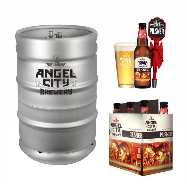 Angel City Pilsner (15.5 GAL KEG)
