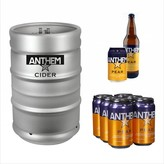 Anthem Anthem Pear Cider (15.5 GAL KEG)