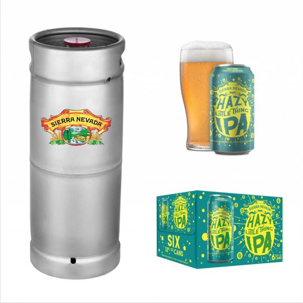 Sierra Nevada Sierra Nevada Hazy Little Thing  IPA (5.5gal Keg)