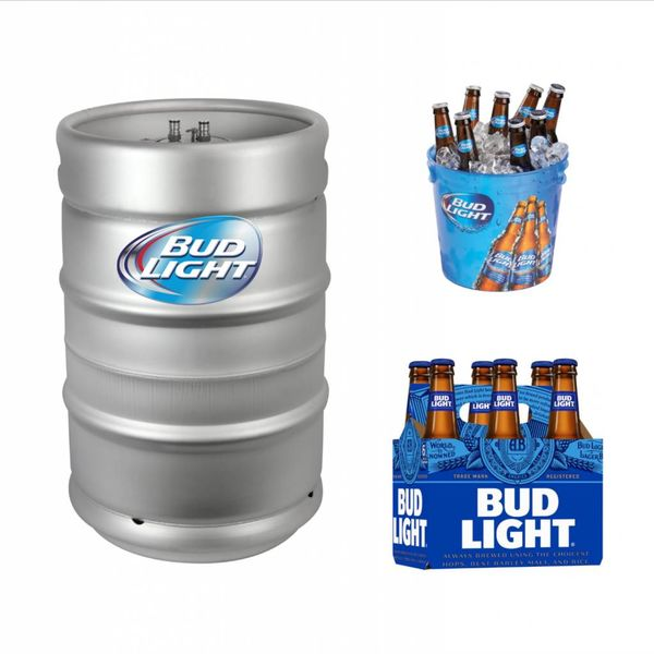 Anheuser-Busch Bud Light (15.5 GAL KEG)