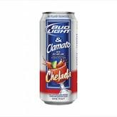Anheuser-Busch Bud Light & Clamato Chelada (25OZ)