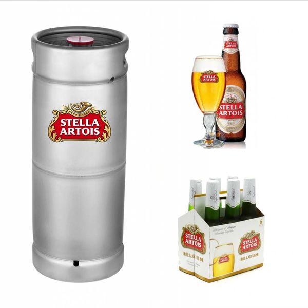 Stella Artois Stella Artois (5.5 GAL KEG)