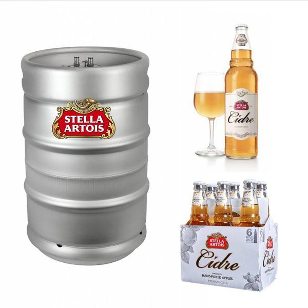 Stella Artois Stella Artois Cidre (15.5 GAL KEG)