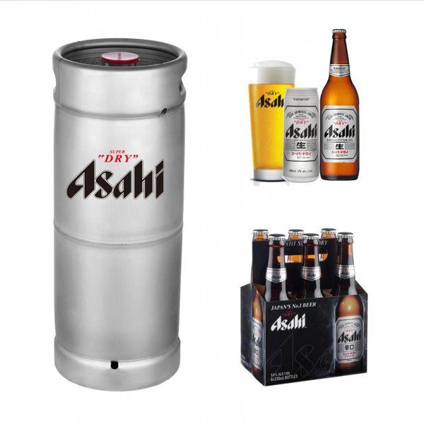 Asahi Asahi Super Dry (5.5gal Keg)