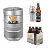 Sapporo Sapporo (15.5 GAL KEG)