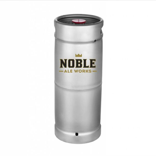 Noble Ale Works Noble Ale Works Naughty Sauce Golden Milk Stout with Coffee (5.5 GAL KEG)