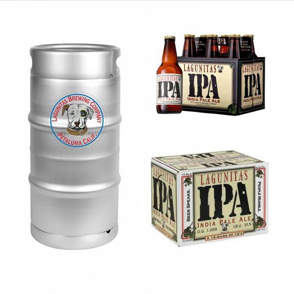 Lagunitas Brewing Company Lagunitas IPA (7.5gal Keg)