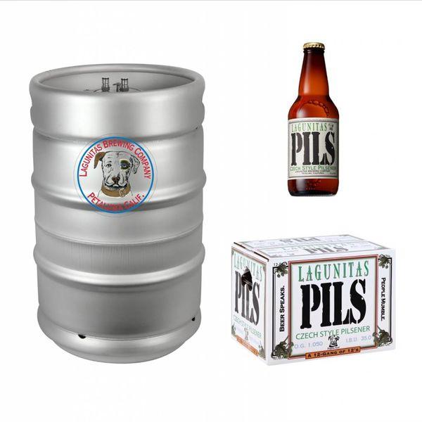 Lagunitas Brewing Company Lagunitas Pils (15.5 GAL KEG)