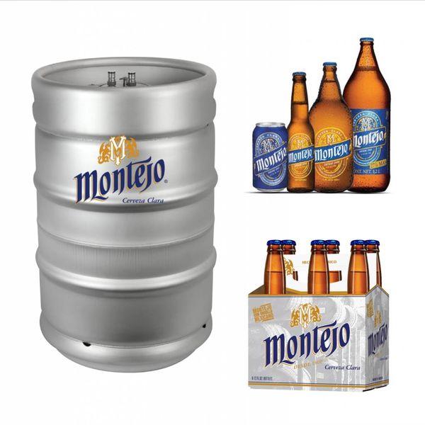 Montejo Montejo (15.5 GAL KEG)