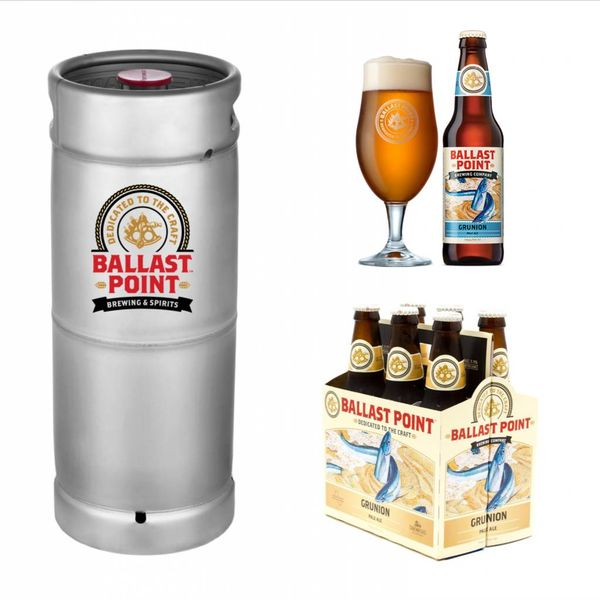 Ballast Point Brewing Company Ballast Point Grunion (5.5 GAL KEG)