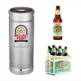 Ballast Point Brewing Company Ballast Point Unfiltered Sculpin Extra Hopped IPA (5.5 GAL KEG)