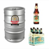 Ballast Point Brewing Company Ballast Point Unfiltered Sculpin Extra Hopped IPA (15.5gal Keg)