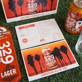 Golden Road Golden Road 329 Days of Sun Lager (5.5gal Keg)
