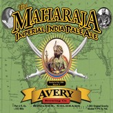 Avery Brewery Avery Brewing Co. The Maharaja Imperial IPA (5.5 GAL KEG)
