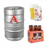 Avery Brewery Avery Brewing Co. White Rascal White Ale (15.5 GAL KEG)