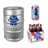 Pabst Blue Ribbon Pabst Blue Ribbon (15.5 GAL KEG)