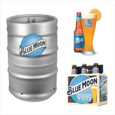 Bluemoon Blue Moon Belgian White (15.5gal Keg)